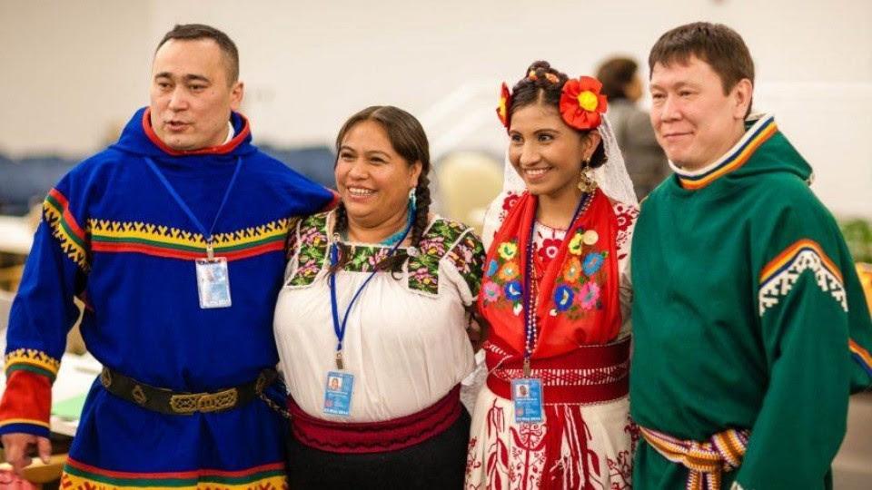Pueblos indígenas luchan por evitar extracción de recursos.(un.org)