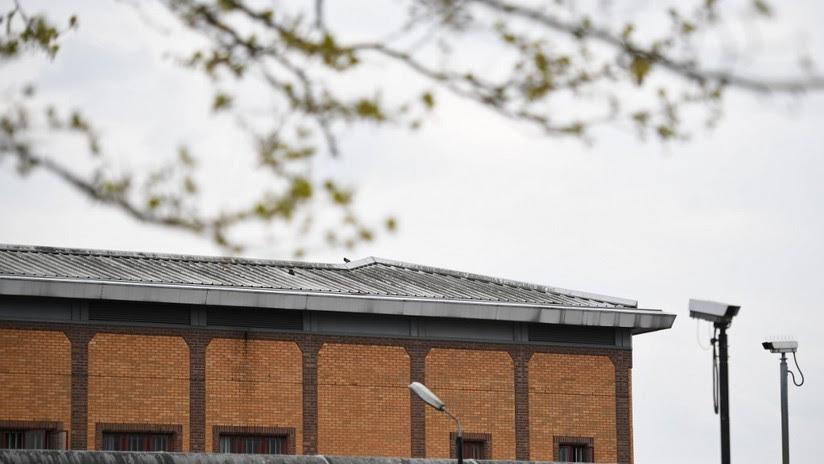 Assange es trasladado a la prisión Belmarsh, la 'Guantánamo de Gran Bretaña'
