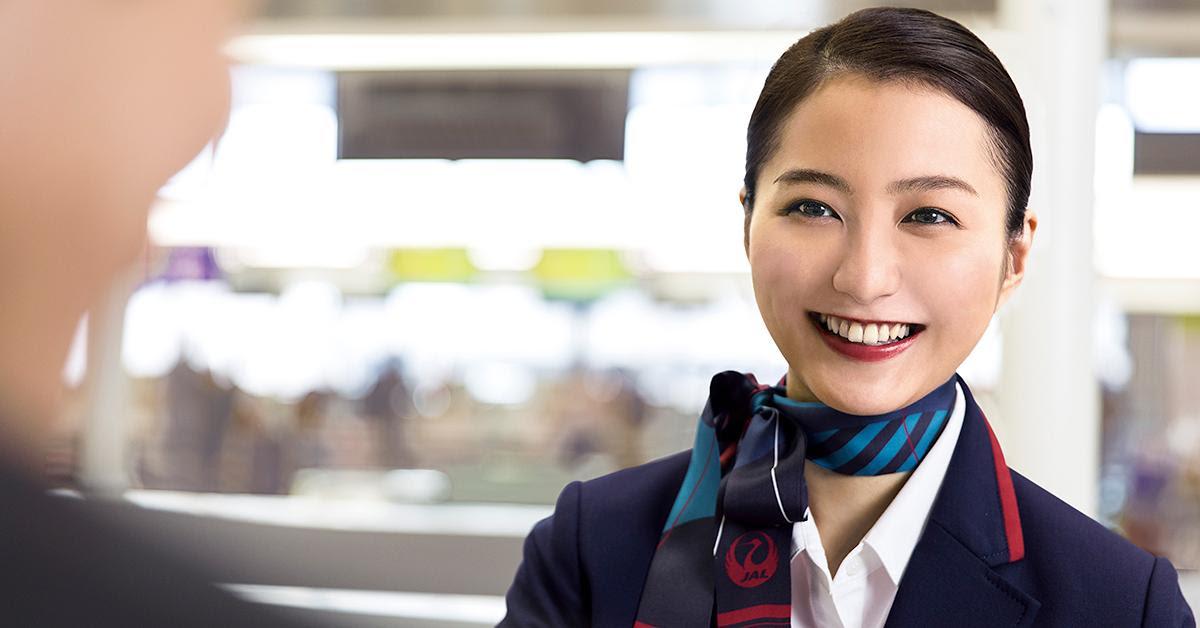 Japan Airlines : Compagnie la plus ponctuelle d'Asie-Pacifique. dans Actualité compagnies aériennes.