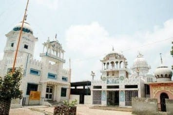 Historical Sikh Shrine at the Village of Bhai Rupa