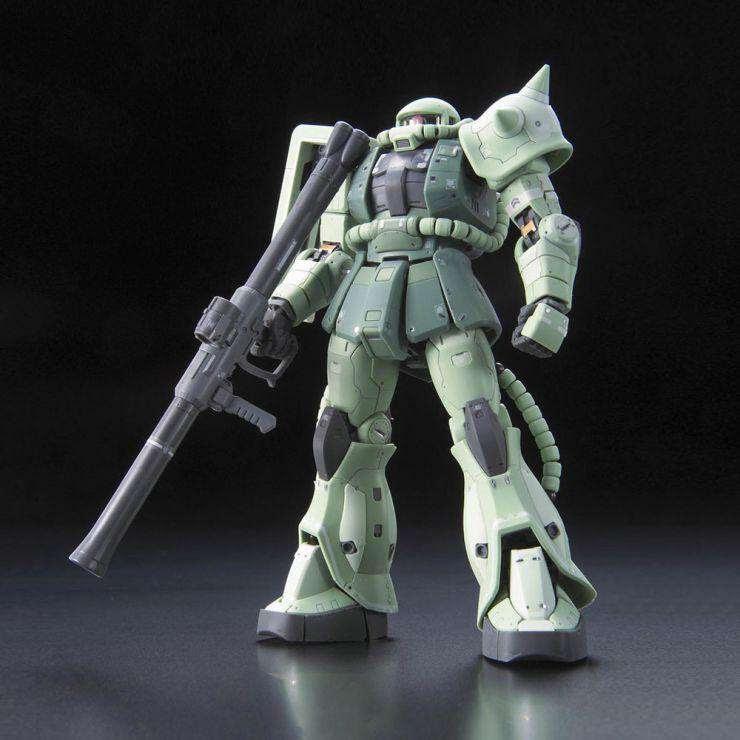Image of RGMS-06F Zaku II