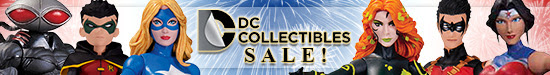 DC Collectibles - Action Figure Sale!