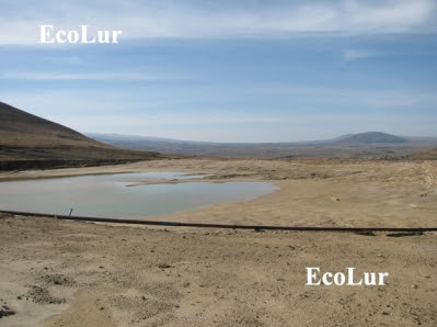 """EcoRight"" NGO Demanding Criminal Investigation for Tukhmanuk Mine Tailing Dump Project"