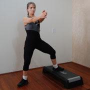 Ataque a celulite com exercícios – Iniciante