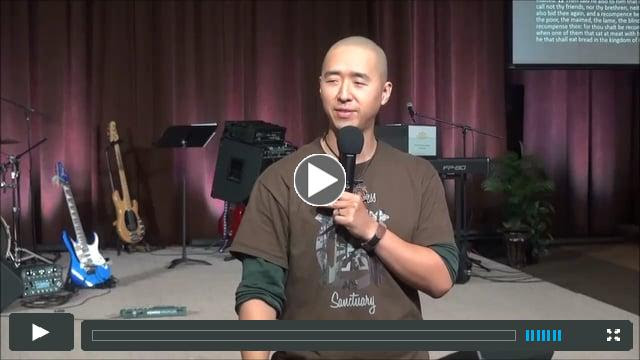 Kingdom Elect - October 23, 2016 - Rev. Hyung Jin Moon