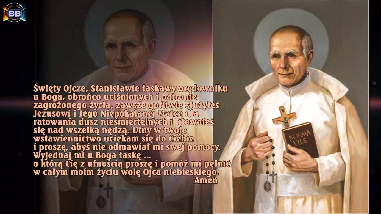 Znalezione obrazy dla zapytania Nowenna za wstawiennictwem św. Stanisława Papczyńskiego