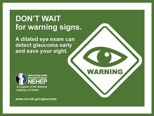 Get a Dilated Eye Exam