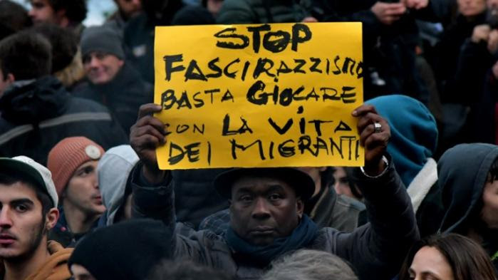 Italie : le gouvernement veut expulser 500000 migrants en un an