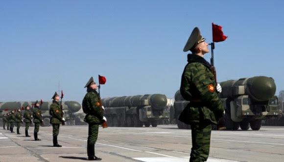 rusia ejército