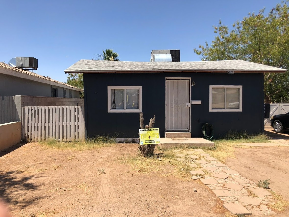 3646 W Garfield St, Phoenix, AZ 85009 wholesale property listing