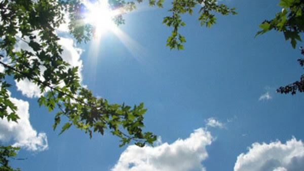 Καιρός: Υψηλές θερμοκρασίες σε όλη τη χώρα και σήμερα Παρασκευή