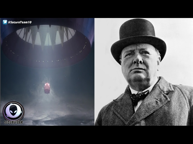 """LOST"" Winston Churchill Essay On Aliens Discovered! 2/16/17  Sddefault"