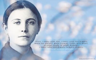 Dziś wspomnienie niesamowitej świętej Gemmy Galgani. MÓDL SIĘ DO NIEJ A SPOTKA CIĘ...CUD!
