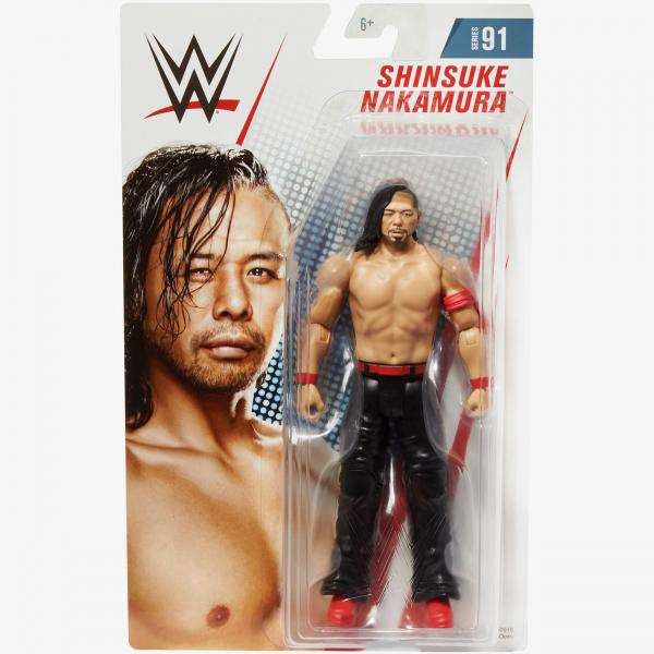 Image of WWE Basic Series 91 - Shinesuke Nakamura