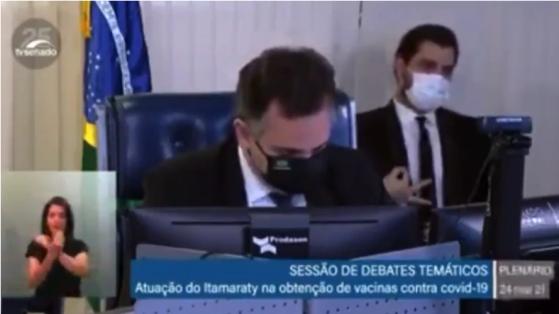IDIOCRACY: Brazilian President Jair Bolsonaro's Aide is Under Investigation for Flashing 'OK' Symbol Image-775