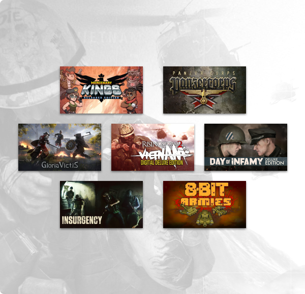 Humble War Gamez Bundle