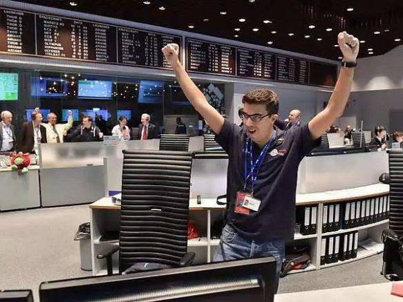 ESA Control Room