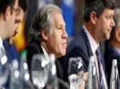 El infame Luis Almagro busca reelegirse en la OEA