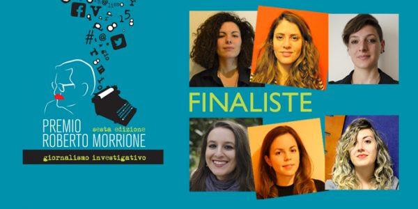 Bando 2016- 2017: in finale della sesta edizione sei giornaliste under31