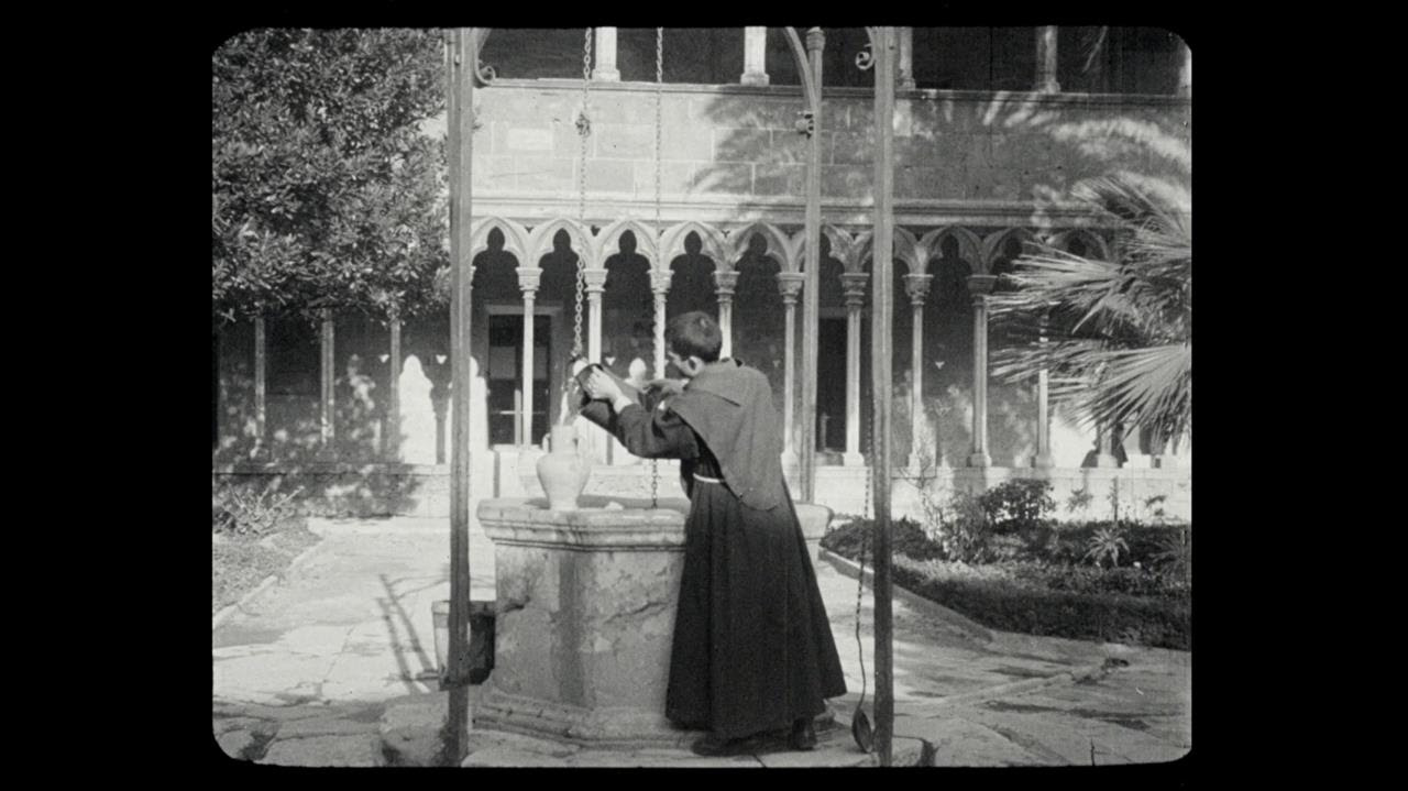 "A scene from ""Mallorca,"" made by María Forteza, the first female director of a talking film in Spain."