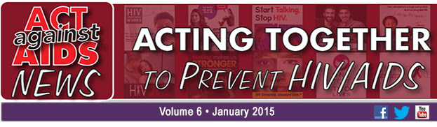 Act Against AIDS Newsletter Volume 6