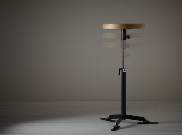 Introducing the TKJ Standing Turntable