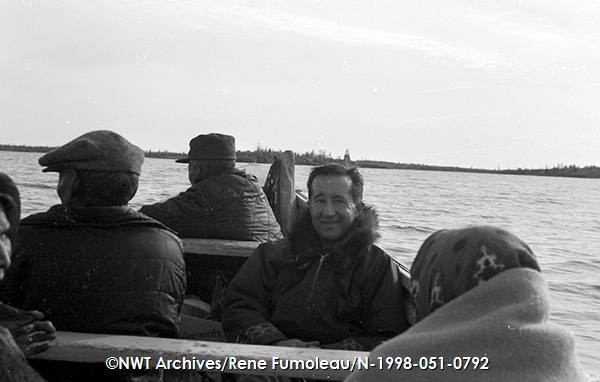 After coming to the NWT as a priest, Rene Fumoleau spent his life advocating for Dene rights, photographing Dene life and writing. He passed away Tuesday.