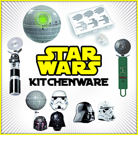 New Star Wars Kitchenware