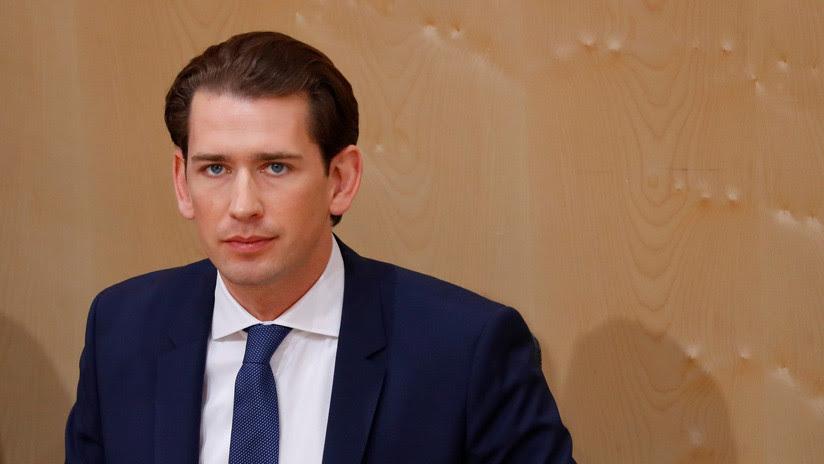 El canciller de Austria pierde el voto de confianza tras el escándalo de corrupción