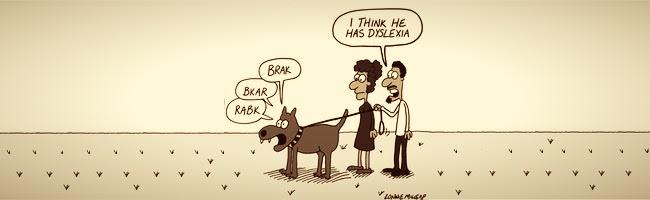Une police pour aider les dyslexiques