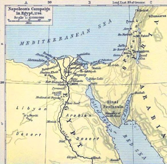 Napolean in Egypt -1B
