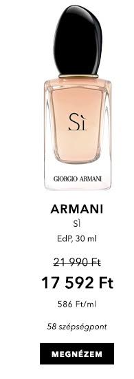 GLAMOUR-napok 2020 - Sì - Eau de Parfum Sì