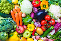 photo of veggies