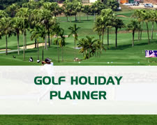 Golf Holiday Planner