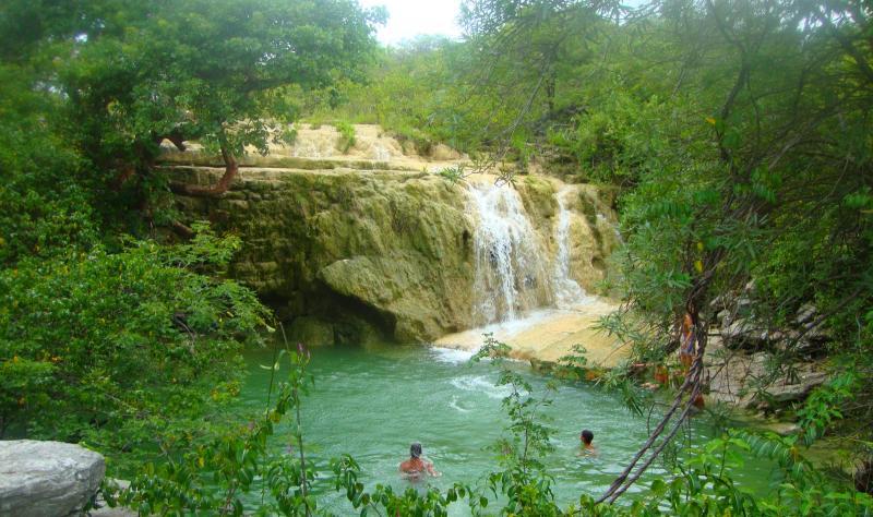 Cachoeira do Carapina - felipe guerra seven