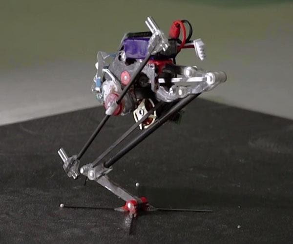 Jumping Bot