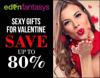 EdenFantasys: 15% site wide...