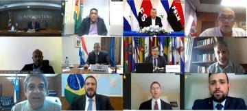 Países de las Américas llevarán acción conjunta a encuentro previo a la Cumbre de Sistemas Alimentarios de la ONU