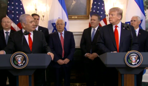 Hugh Fitzgerald: Washington Recognizes the Golan as Part of Israel (Part One)