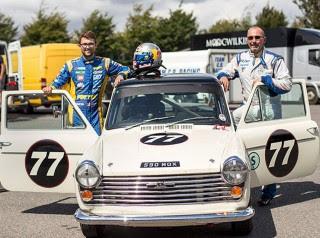 F1 and BTCC stars make Revival preparations