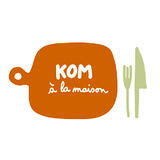logo Kom à la maison