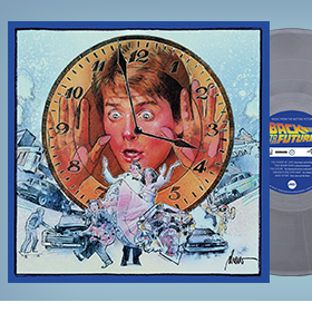 Back to the Future Music From The Motion Picture Vinyl LP (Normal Ver.)