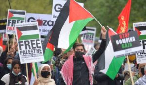 CNN Runs Free Advertising for Protests in Support of Palestinian Jihad