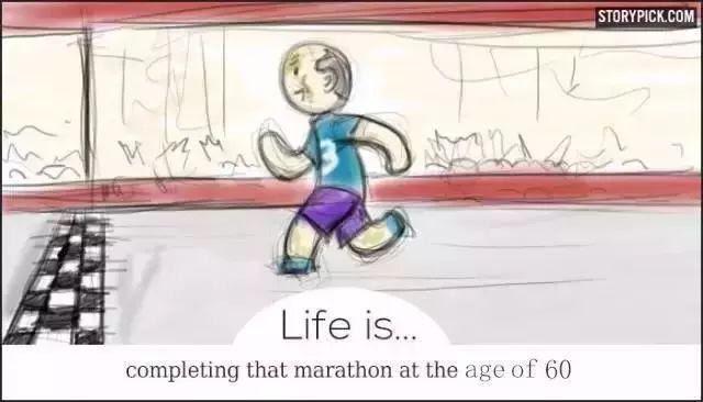 Nếu cuộc đời mỗi người chỉ lặp đi lặp lại trong 10 bức tranh này thì ắt hẳn không ai tìm được ý nghĩa cuộc sống ẩn sâu bên trong! - Ảnh 23.