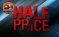 Torneos a mitad de precio