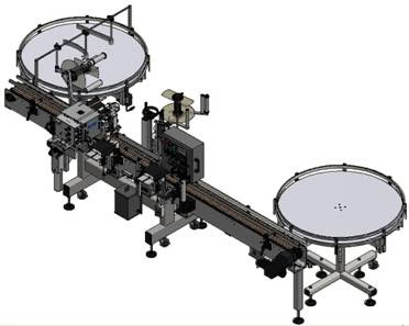 Universal Stand Alone Labeling System