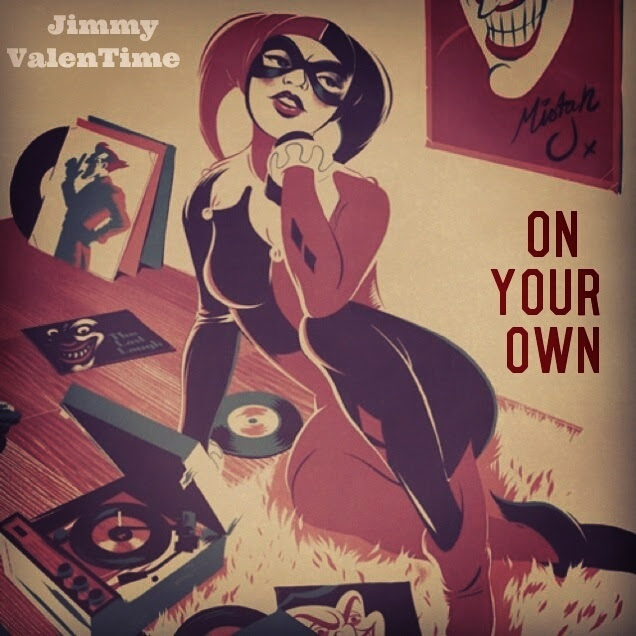 On Your Own Single Cover