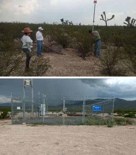 Usando escrituras falsas la minera se ha apropiado de terrenos, entre ellos donde se ubica el pozo VW-24, acusan ejidatarios.