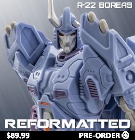 REFORMATTED R-22 BOREAS