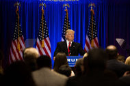 Donald J. Trump in New York City last week.